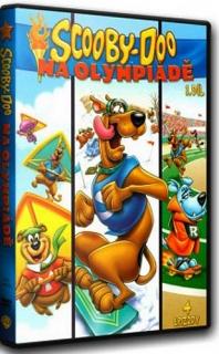 Scooby-Doo na olympiádě - DVD