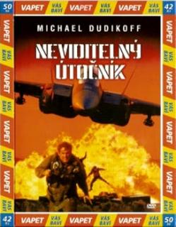 Neviditelný útočník - DVD