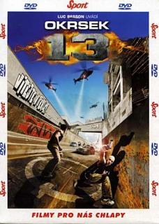 Okrsek 13 - DVD