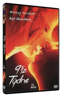 9 1/2 týdne - DVD
