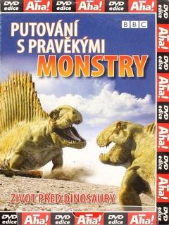 Putování s pravěkými monstry - DVD