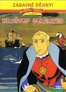 Kryštof Columbus (animovaný) - DVD