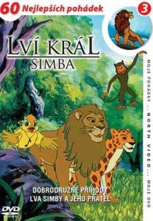 Lví král Simba - disk 3 - DVD