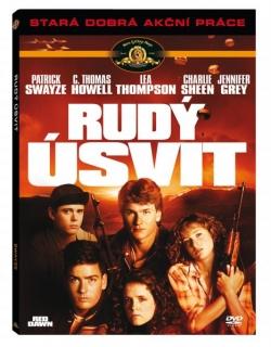Rudý úsvit - DVD digipack