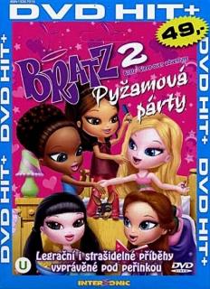 Bratz 2 - Pyžamová párty - DVD