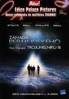 Záhada Bermudského trojúhelníku III - DVD