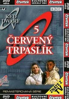 Červený trpaslík 5 - DVD