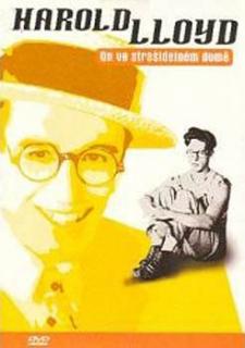 Harold Lloyd - On ve strašidelném domě - DVD