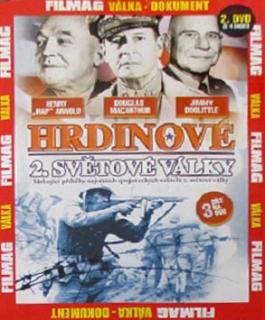 Hrdinové 2. světové války 2 - DVD