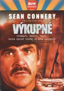 Sean Connery - Výkupné - DVD