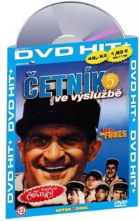 Četník ve výslužbě - DVD