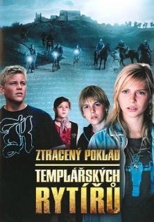 Ztracený poklad templářských rytířů - DVD