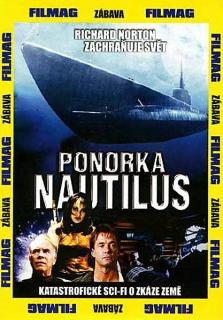 Ponorka Nautilus - DVD
