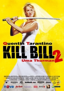 Kill Bill 2 ( plast ) - DVD