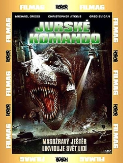 Jurské komando - DVD