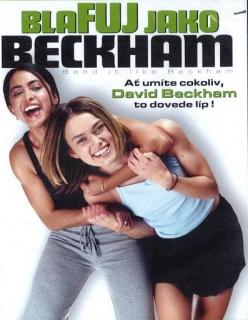 Blafuj jako Beckham - DVD