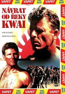 Návrat od řeky Kwai - DVD