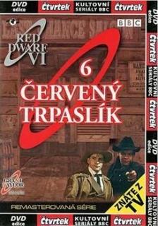 Červený trpaslík 6 - DVD