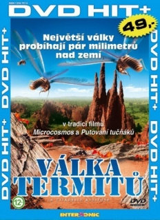 Válka termitů - DVD