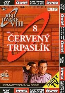 Červený trpaslík 8 - DVD