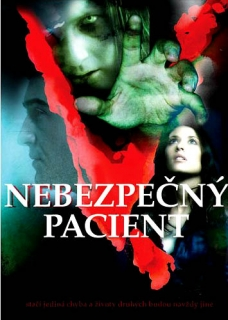 Nebezpečný pacient - DVD