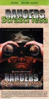 RANGERS - Strážci lesa (DVD) (papírový obal)