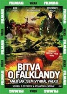 Bitva o Falklandy ( pošetka ) - DVD