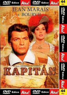 Kapitán - DVD