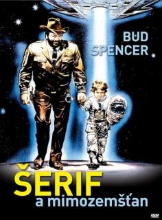 Šerif a mimozemšťan - DVD