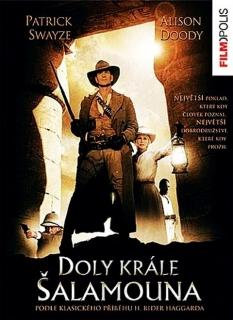 Doly krále Šalamouna - DVD digipack