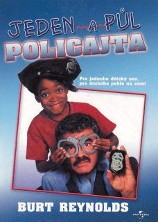 Jeden a půl policajta - DVD
