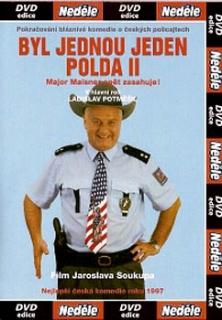 Byl jednou jeden polda II - DVD