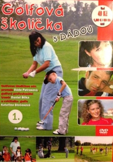 Golfová školička s Dádou 1. - DVD