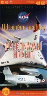 Odtajněné archivy - Překonávání hranic - DVD