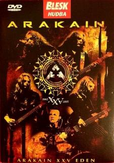 Arakain - XXV Eden - DVD