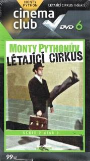 Monty Python - DVD 6 - Monty Pythonův létající cirkus ( série 2, disk 1) - Cinema club