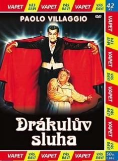 Drákulův sluha - DVD