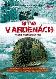 Bitva v Ardenách - Agónie a konec třetí říše - DVD