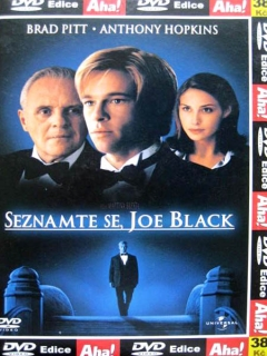 Seznamte se, Joe Black - DVD
