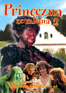 Princezna ze mlejna 2 - DVD