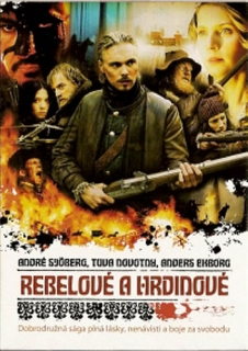 Rebelové a hrdinové - DVD