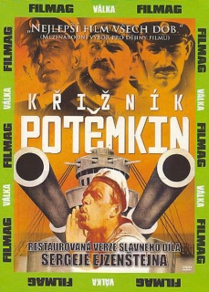Křižník Potěmkin - DVD
