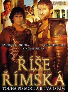Říše Římská DVD 3 (bazarové zboží)
