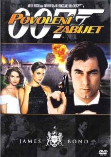 James Bond - Povolení zabíjet - DVD