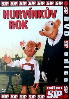 Hurvínkův rok - DVD