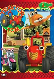 Traktor Tom 1 - DVD