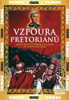 Vzpoura pretoriánů ( pošetka ) DVD