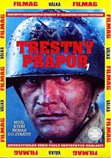 Trestný prapor 1. - DVD
