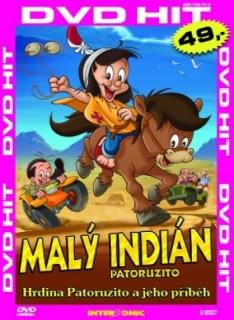 Malý indián - DVD
