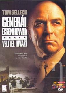 Generál Eisenhower: Velitel invaze - DVD